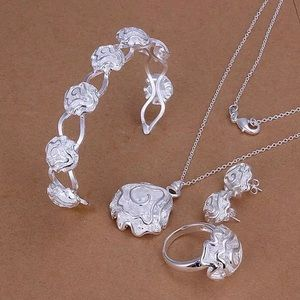 925 sterling silver set